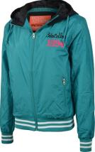 BODYACTION WOMEN  HOODED JACKET