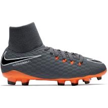 Nike Jr. Hypervenom Dynamic Fit (FG)