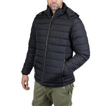 Emerson Mens P.P.Down Hooded Jacket