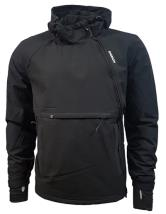 Emerson Mens Pullover Jacket with Hood