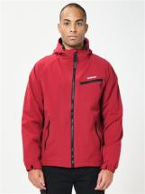 Emerson Mens Jacket with Hood